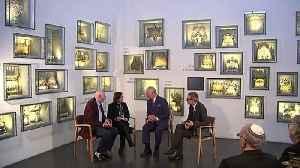 Prince Charles meets British Holocaust survivors [Video]