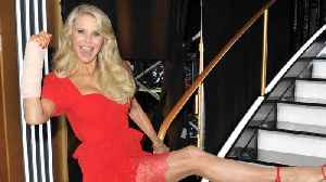 Christie Brinkley to undergo surgery for Dancing with the Stars injury [Video]