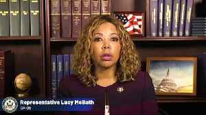 Chelsea Clinton Tweets Support For Congresswoman Lucy McBath After GOP Attacks [Video]