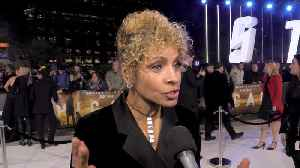 EXCLUSIVE: Michelle Hurd on how great it is to be part of 'Star Trek: Picard' [Video]