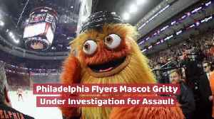 Mascot Gritty Is In Trouble [Video]
