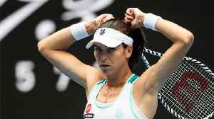 Tennis Player Ajla Tomljanović Rolls Her Eyes When Asked About Her Boyfriend [Video]