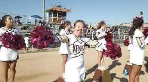 This Cheerleader With Down Syndrome Lets Nothing Stop Her [Video]