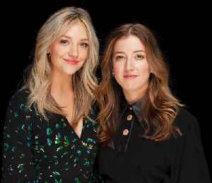 Actors Abby Elliott & Jessy Hodges On Starring In The New NBC Sitcom, 'Indebted' [Video]