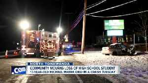 Community mourns loss of North Tonawanda High School student [Video]
