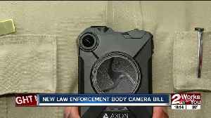 NEW LAW ENFORCEMENT BODY CAM BILL [Video]