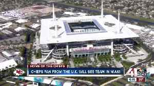 News video: Chiefs fan traveling from across the pond for Super Bowl LIV