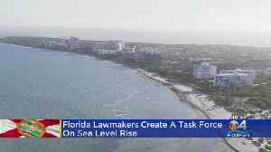 Florida Lawmakers Create A Task Force On Sea Level Rise [Video]