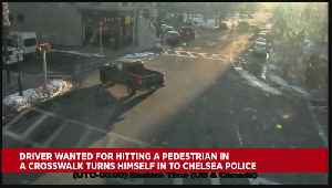 Driver Comes Forward After Hit & Run In Chelsea [Video]