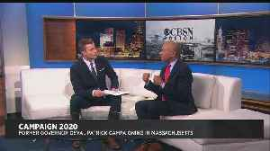 Former Massachusetts Governor Deval Patrick Talks About His Presidential Campagn [Video]