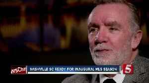 Nashville SC readies for MLS season as single game tickets go on sale [Video]