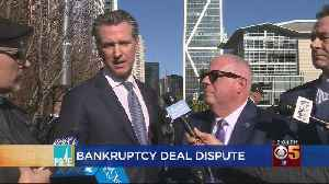 Governor Newsom Aims To Block PG&E's Bankruptcy Plan [Video]