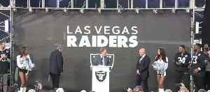 The Las Vegas Raiders are officially official [Video]