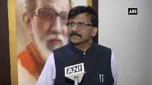 CM Uddhav Thackeray to visit Ayodhya informs Sanjay Raut [Video]