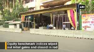 News video: Sensex drops by 208 points, metal and auto stocks drag