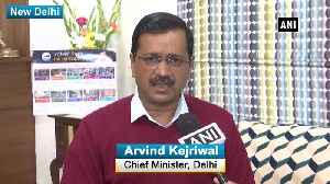 Stay with another party but vote for AAP's work CM Arvind Kejriwal [Video]