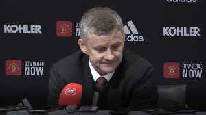 Solskjaer concedes United fans have every right to feel disillusioned [Video]
