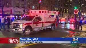 8 Shot, 1 Killed In Seattle [Video]
