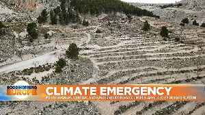 Climate Change: Mediterranean, Central and Eastern European countries affected by desertification [Video]