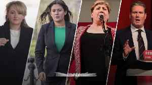 Who are the Labour leadership contenders?