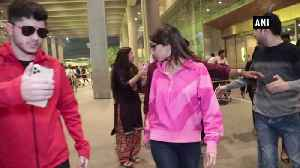 Street Dancer 3D Varun Shraddha return to Mumbai after Delhi promotions [Video]