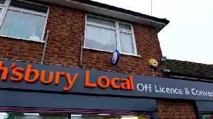 Man facing backlash from Sainsbury's after opening a shop called Singh'sbury [Video]
