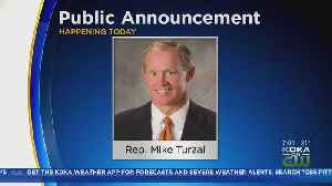Pa. House Speaker Turzai To Resign [Video]