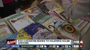 News video: National Reading Day 2020: Fox 4 distributes books around Southwest Florida