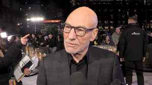 EXCLUSIVE: Patrick Stewart came back to Star Trek because the pitch was 'irresistable' [Video]