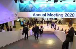 Fake videos and AI rattle nerves in Davos [Video]