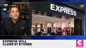 Express Will Close 91 Stores [Video]