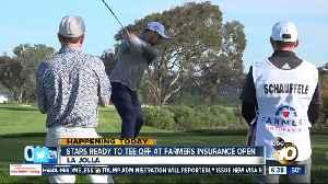 2020 Farmers Insurance Open at Torrey Pines kicks off [Video]