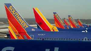 Southwest Is Getting Clipped by MAX Grounding [Video]