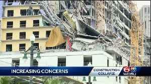 Hard Rock Hotel: NOLA leaders say collapse building increasingly more dangerous [Video]