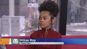 Interview: Actor Milan Ray Talks 'Troop Zero' [Video]
