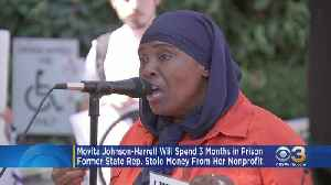 Former State Rep. Movita Johnson-Harrell Sentenced To 3 Months In Prison [Video]