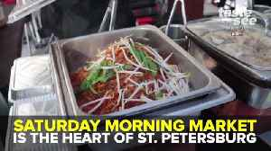 Saturday Morning Market is the heart of St. Petersburg | Taste and See Tampa Bay [Video]