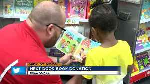 TODAY'S TMJ4, E.W. Scripps team up to raise more than $5,000 to buy books for kids [Video]