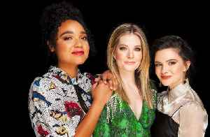 Katie Stevens, Aisha Dee & Meghann Fahy Talk Season Three Of Freeform's 'The Bold Type' [Video]