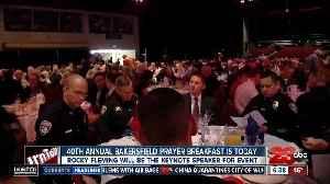 40th Annual Bakersfield Prayer Breakfast [Video]