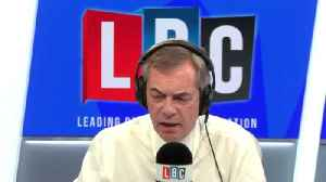 Ex-policeman tells Nigel Farage why crime rates are sky high [Video]