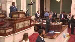 Philadelphia City Councilmembers Introduce Legislation To Try To Reverse City's Increasing Crime Rate [Video]