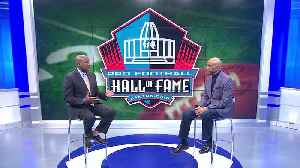 Full Interview With Drew Pearson Week After Hall Of Fame Snub [Video]