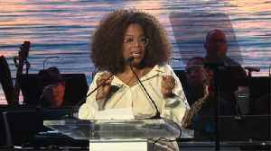 Oprah Winfrey entirely supportive of Duke and Duchess of Sussex's royal exit [Video]