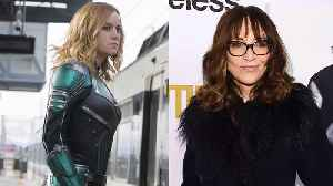 'Captain Marvel' In the Works, Katey Sagal to Star in 'Erin Brockovich' Drama | THR News [Video]