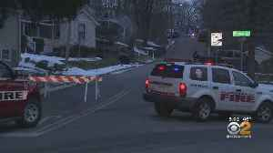 News video: Shoplifting Suspect Dead After Leading Police On Chase In Passaic County