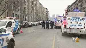 News video: 1 Dead, 2 Hurt In Harlem Shooting, Suspect At Large