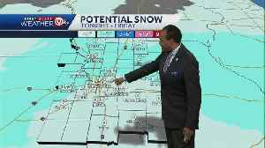 News video: Kansas City will see some snow accumulation with latest storm