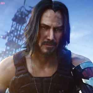 Keanu Reeves has appeared in so many video games [Video]