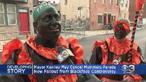 Philadelphia Mayor Jim Kenney Puts Future Of Mummers Parade In Jeopardy [Video]